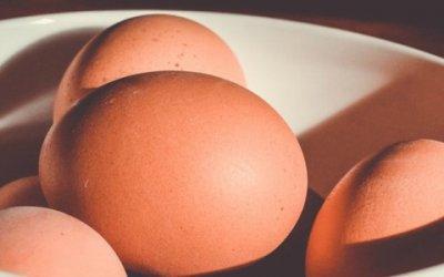 Gesunde Alternativen zu dem Hühnerei
